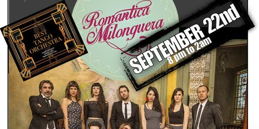 ROMANTICA MILONGUERA live at MILONGA LA IDEAL 12th anniversary (Club Tropical)