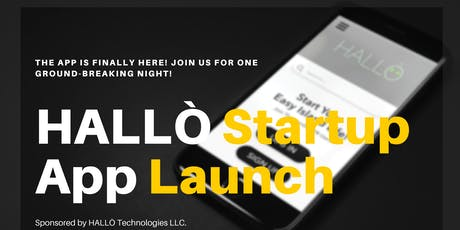 HALLÒ App Launch Event tickets
