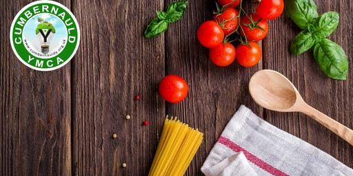 Cooking On A Budget FREE Cookery Classes - Cumbernauld YMCA Climate Project