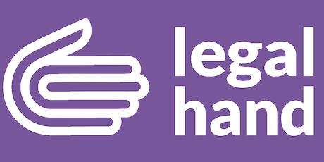 Volunteer Information Session - Legal Hand Tremont tickets