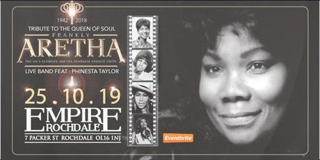 Aretha Franklin - The UK's Ultimate Aretha Franklin Tribute Show tickets