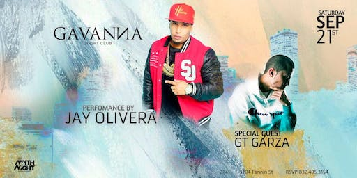 Jay Olivera Live! @Gavanna Nightclub by Mythnight