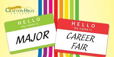 Hello Major Hello Career Fair