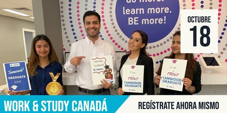 Work & Study Canada entradas