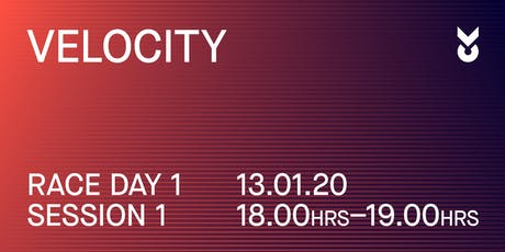 Velocity Race Day 1 - Session 1 tickets