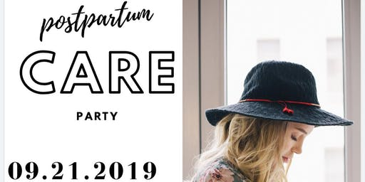Postpartum Care Party
