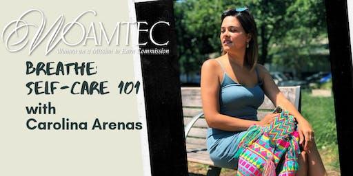 WOAMTEC Free Workshop - Self-Care 101