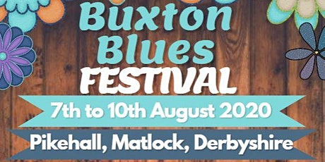 Buxton Blues Festival tickets