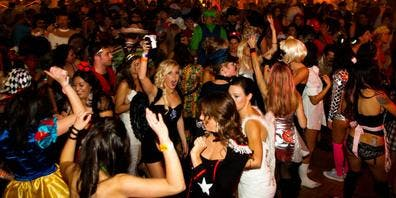 NYC's Largest Halloween Singles Party