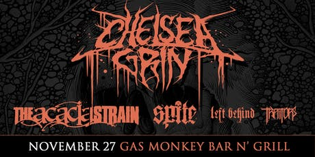 Chelsea Grin w/ The Acacia Strain, Spite tickets