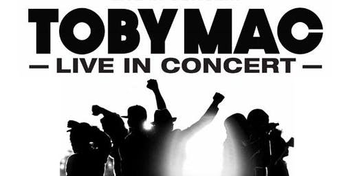 Volunteer at the Toby Mac Concert in Oshawa, ON