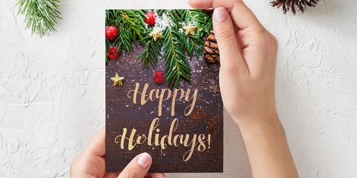 Make your own Christmas Cards - Bateau Bay Library