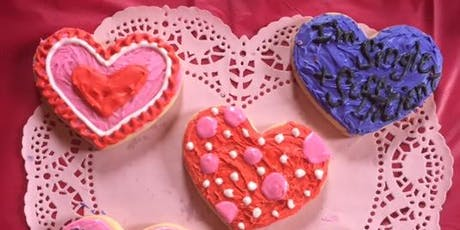National Singles Day Cookie Decorating Fun!!!  tickets