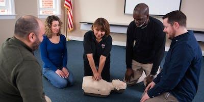 Primeros Auxilios y RCP para Adultos Y Pediatricos