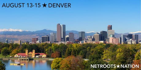 Netroots Nation 2020 tickets
