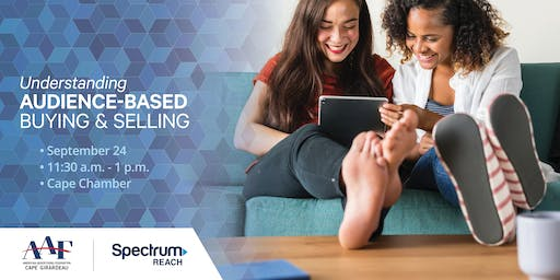 September Luncheon: Understanding Audience-Based Buying & Selling
