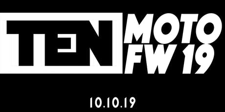 TEN F/W '19 Drop Party tickets