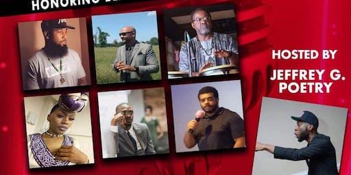 Spoken Vibez: Honoring Black Poetry Day