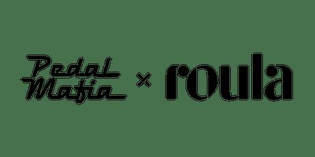 Pedal Mafia x Roula NYC POP-UP tickets