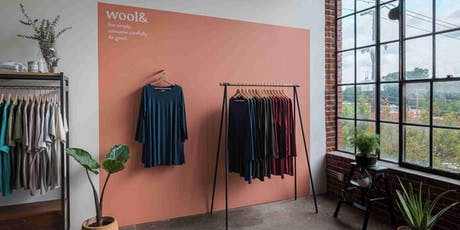 wool& Portland: Launch party tickets