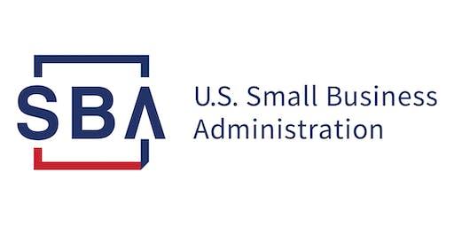 FREE SBA Loan Guaranty Workshop