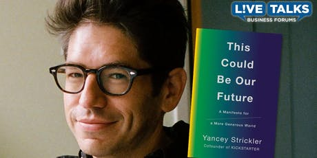 Breakfast with Yancey Strickler, Co-founder of Kickstarter tickets