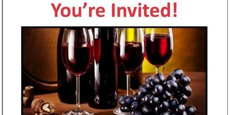 Pinot with The President of Project C.U.R.E (Catalyst HTI - 4th Floor Community Room) tickets