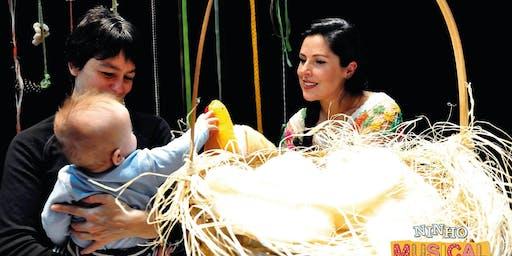 Teatro para Bebês - Ninho Musical