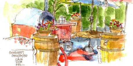 Urban Sketching with Marlene Lee tickets