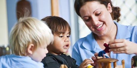 Term 3                Early Childhood Educators Breakfast  tickets
