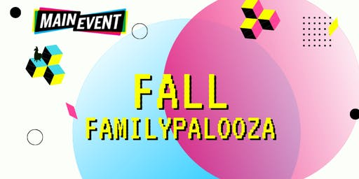 Fall Family Palooza at Main Event Avondale