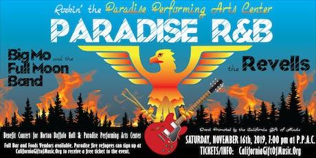 Rockin' the Paradise R & B tickets