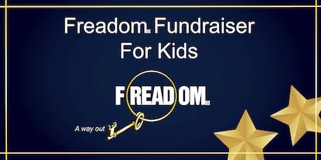 FREADOM® FUNDRAISER FOR KIDS tickets