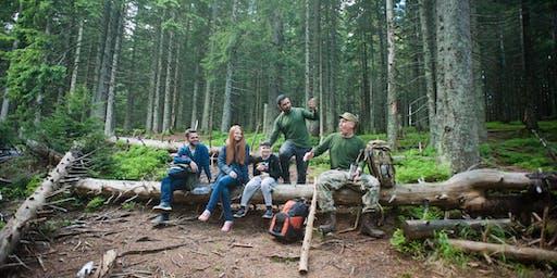 Forest Healing Wellness Adventure