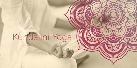 Kundalini Yoga Experience tickets