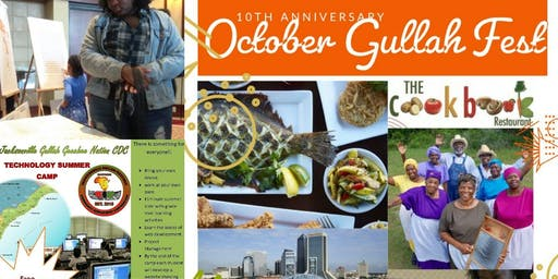 October Gullah Fest 2019