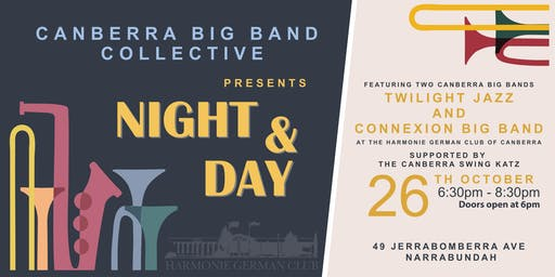 Canberra Big Band Collective: Night & Day