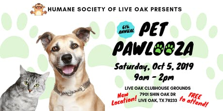 Pet Pawlooza 2019 tickets