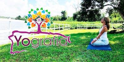 YOGRAFÍA   Una Experiencia de Yoga al Aire Libre