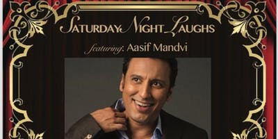 Share a Smile Chicago Presents Saturday Night Laughs With Aasif Mandvi