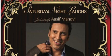 Share a Smile Chicago Presents Saturday Night Laughs With Aasif Mandvi tickets
