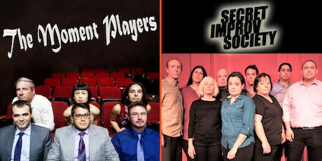 SFIF: Moment Players and Secret Improv Society tickets