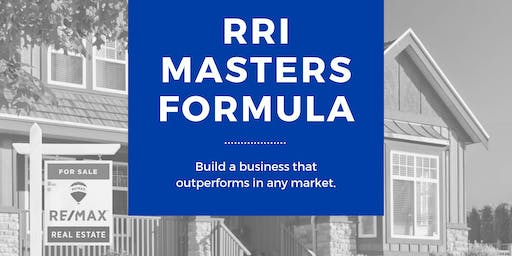 RRi Masters Formula - Hosted by Braden Wheatcroft