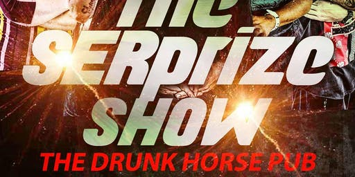 The SERprize Show LIVE At The Drunk Horse