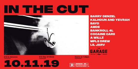 In The Cut tickets