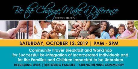 MOBC Jail Ministry Community Prayer Breakfast & Workshop tickets