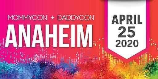 MommyCon & DaddyCon Anaheim 2020