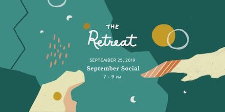 The Retreat September Social tickets