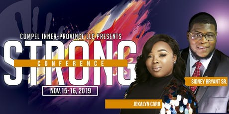 Strong Conference - Jekalyn Carr tickets
