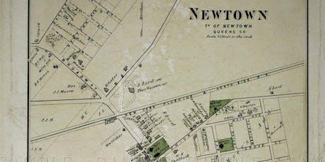 Old Newtown Village Walking Tour tickets